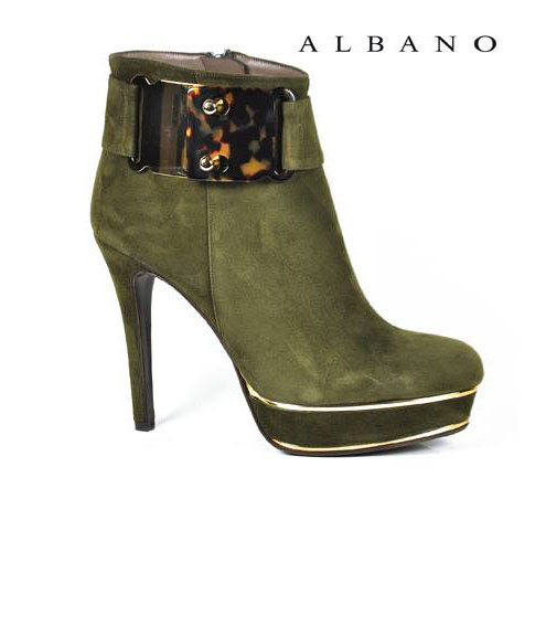Albano Shoes Fall Winter Footwear Accessories Look 15