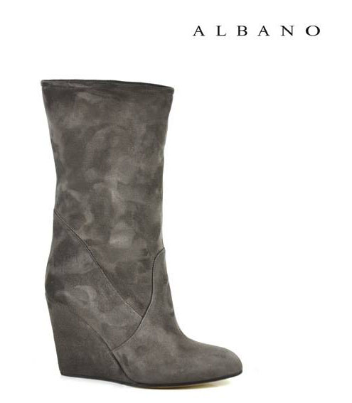 Albano Shoes Fall Winter Footwear Accessories Look 2