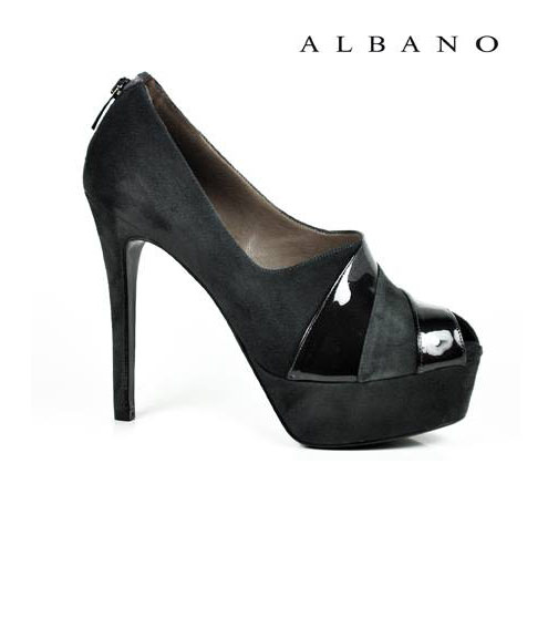 Albano Shoes Fall Winter Footwear Accessories Look 3