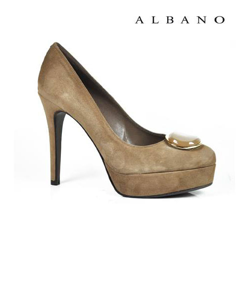 Albano Shoes Fall Winter Footwear Accessories Look 4