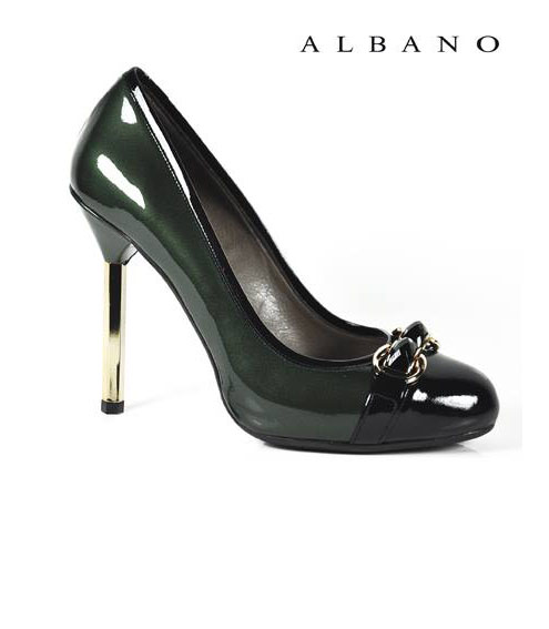 Albano Shoes Fall Winter Footwear Accessories Look 6