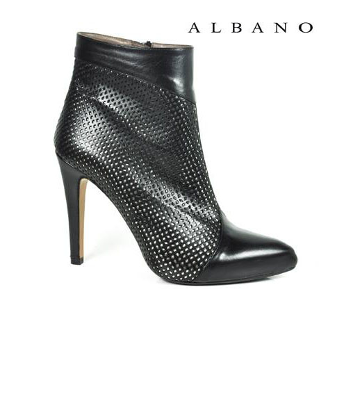 Albano Shoes Fall Winter Footwear Accessories Look 8
