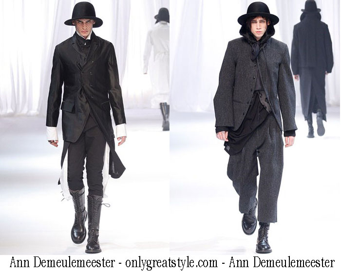 Ann Demeulemeester Fall Winter 2013 2014
