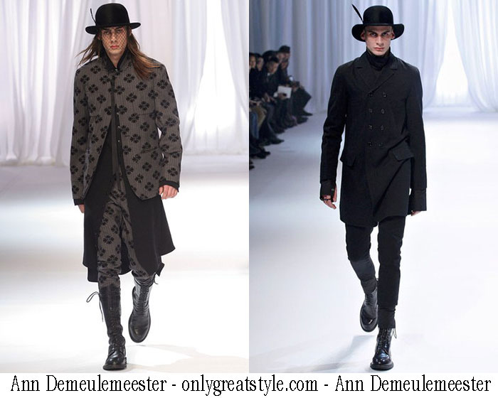Ann Demeulemeester Fall Winter 2013