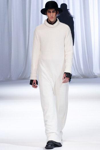 Ann Demeulemeester Fall Winter Mens Fashion Look 10