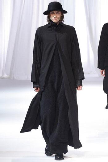 Ann Demeulemeester Fall Winter Mens Fashion Look 15