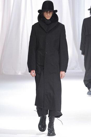 Ann Demeulemeester Fall Winter Mens Fashion Look 16