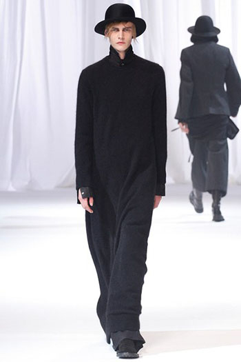 Ann Demeulemeester Fall Winter Mens Fashion Look 18
