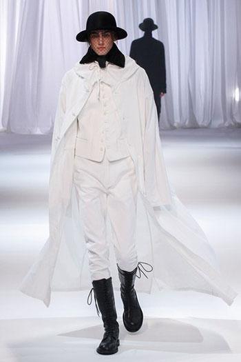 Ann Demeulemeester Fall Winter Mens Fashion Look 19