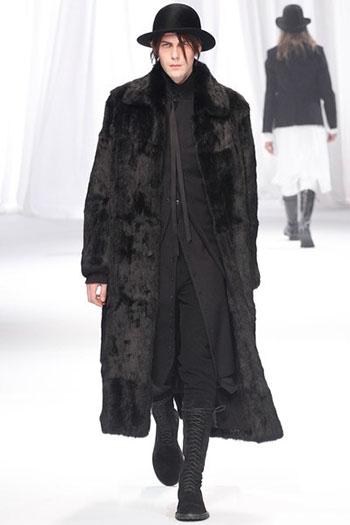 Ann Demeulemeester Fall Winter Mens Fashion Look 23