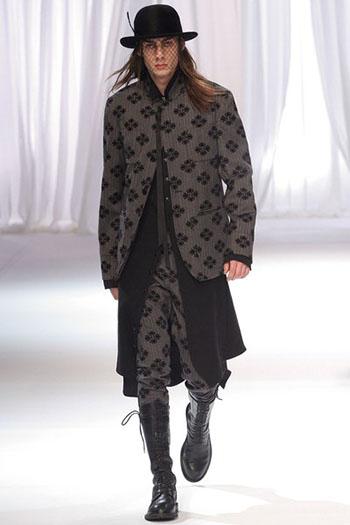 Ann Demeulemeester Fall Winter Mens Fashion Look 24