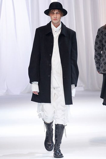 Ann Demeulemeester Fall Winter Mens Fashion Look 25