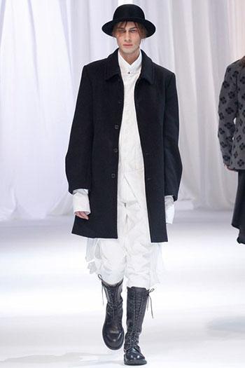 Ann Demeulemeester Fall Winter Mens Fashion Look 25