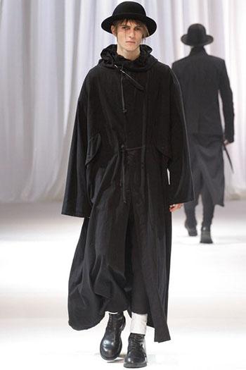Ann Demeulemeester Fall Winter Mens Fashion Look 6