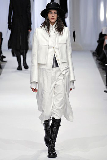 Ann Demeulemeester Fall Winter Womens Wear Fashion 14