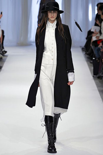 Ann Demeulemeester Fall Winter Womens Wear Fashion 15