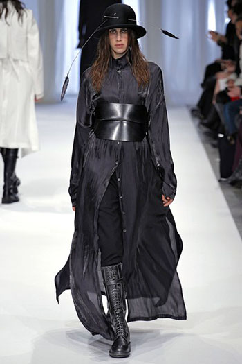 Ann Demeulemeester Fall Winter Womens Wear Fashion 16