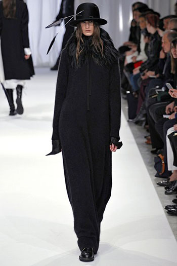 Ann Demeulemeester Fall Winter Womens Wear Fashion 17
