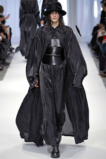 Ann Demeulemeester Fall Winter Womens Wear Fashion 18