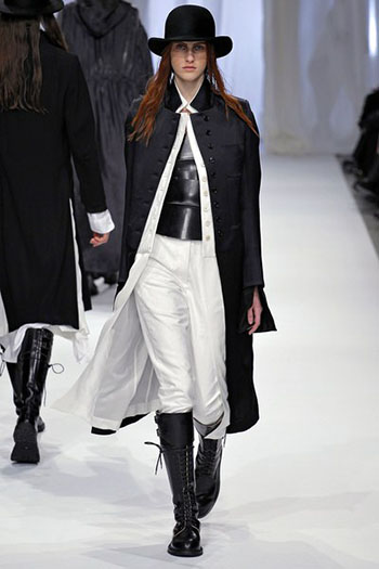 Ann Demeulemeester Fall Winter Womens Wear Fashion 20