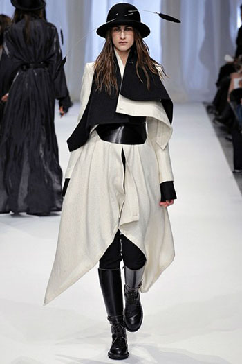 Ann Demeulemeester Fall Winter Womens Wear Fashion 21