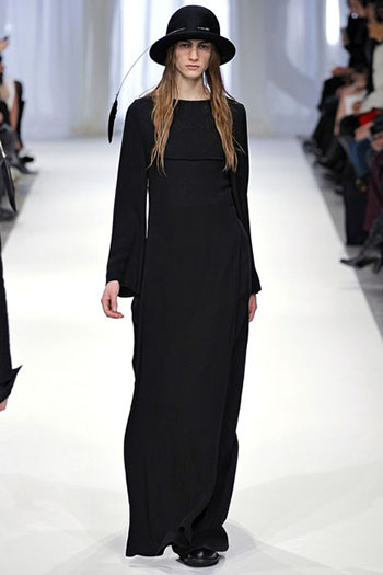 Ann Demeulemeester Fall Winter Womens Wear Fashion 22