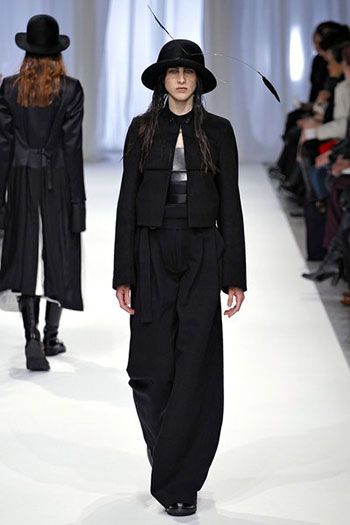 Ann Demeulemeester Fall Winter Womens Wear Fashion 23