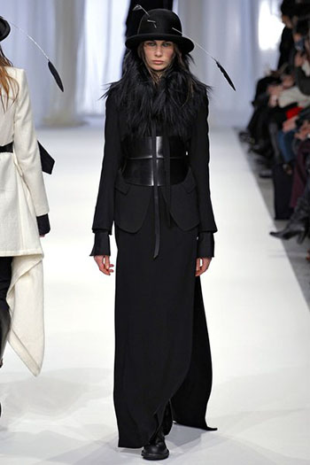 Ann Demeulemeester Fall Winter Womens Wear Fashion 24