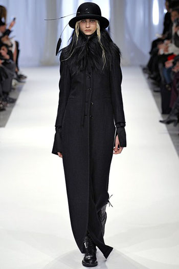 Ann Demeulemeester Fall Winter Womens Wear Fashion 25