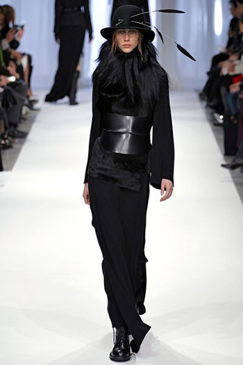 Ann Demeulemeester Fall Winter Womens Wear Fashion 26