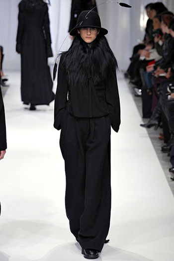 Ann Demeulemeester Fall Winter Womens Wear Fashion 27