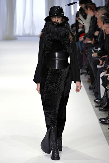 Ann Demeulemeester Fall Winter Womens Wear Fashion 28