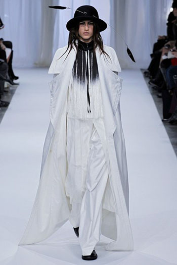 Ann Demeulemeester Fall Winter Womens Wear Fashion 3