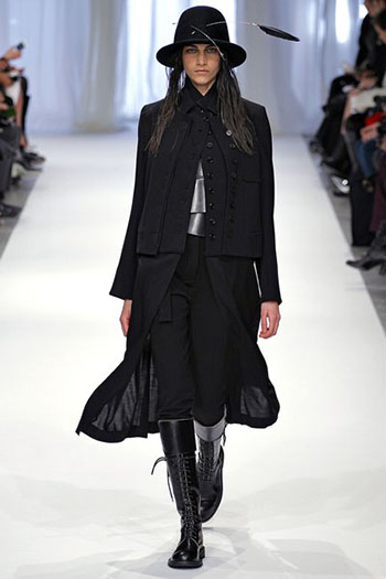 Ann Demeulemeester Fall Winter Womens Wear Fashion 30