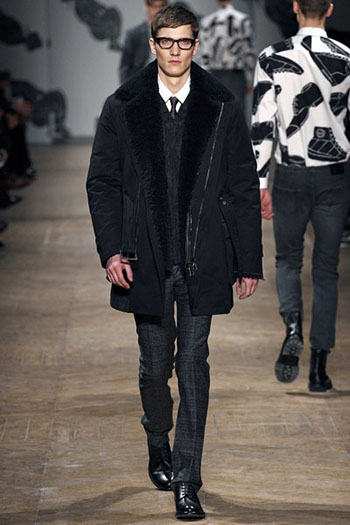 Lifestyle Viktor Rolf Fall Winter Mens Fashion Look 10