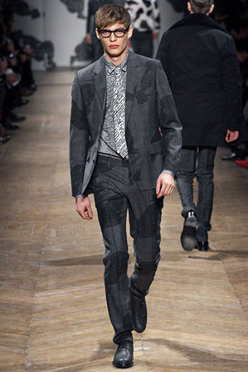 Lifestyle Viktor Rolf Fall Winter Mens Fashion Look 11