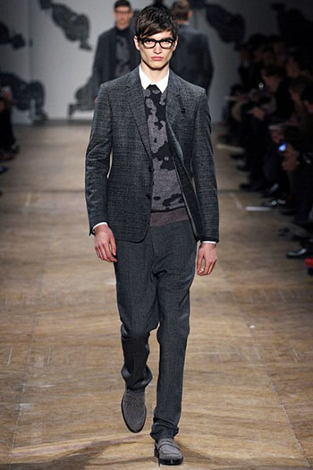 Lifestyle Viktor Rolf Fall Winter Mens Fashion Look 12