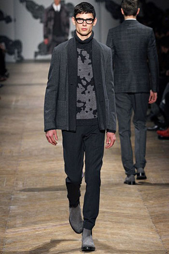 Lifestyle Viktor Rolf Fall Winter Mens Fashion Look 13