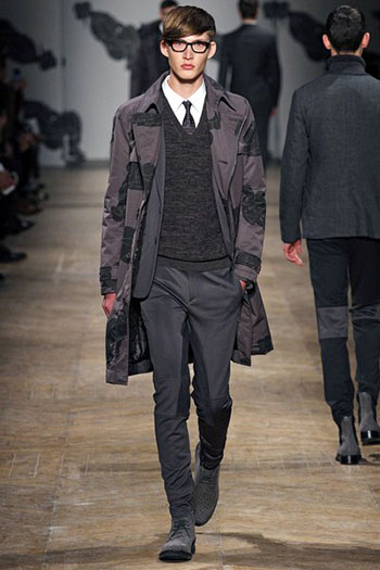 Lifestyle Viktor Rolf Fall Winter Mens Fashion Look 14
