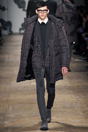 Lifestyle Viktor Rolf Fall Winter Mens Fashion Look 15