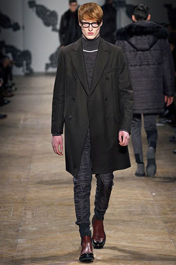 Lifestyle Viktor Rolf Fall Winter Mens Fashion Look 16