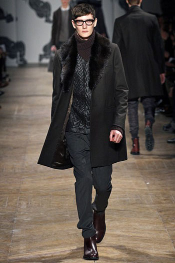Lifestyle Viktor Rolf Fall Winter Mens Fashion Look 17
