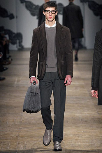 Lifestyle Viktor Rolf Fall Winter Mens Fashion Look 18