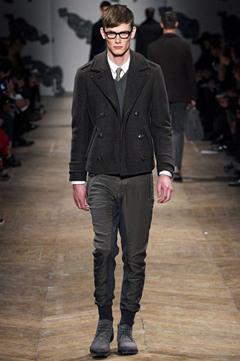 Lifestyle Viktor Rolf Fall Winter Mens Fashion Look 19