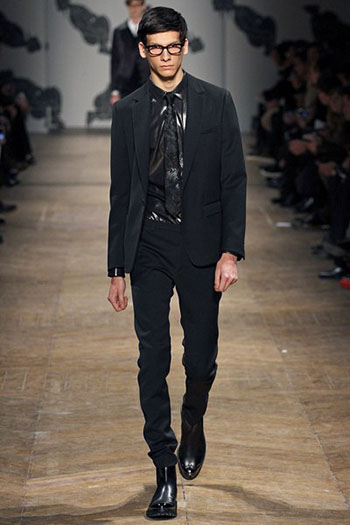Lifestyle Viktor Rolf Fall Winter Mens Fashion Look 2