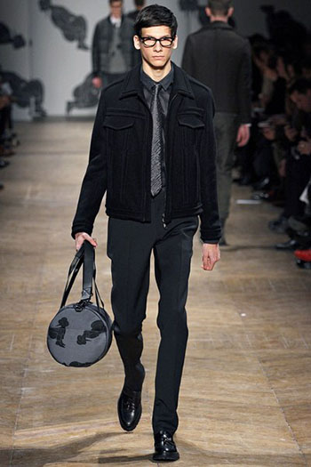 Lifestyle Viktor Rolf Fall Winter Mens Fashion Look 20