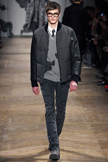 Lifestyle Viktor Rolf Fall Winter Mens Fashion Look 21