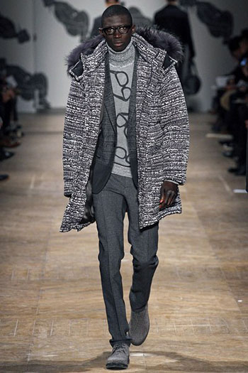 Lifestyle Viktor Rolf Fall Winter Mens Fashion Look 22