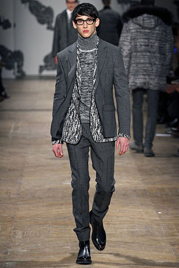 Lifestyle Viktor Rolf Fall Winter Mens Fashion Look 23