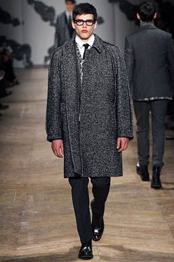 Lifestyle Viktor Rolf Fall Winter Mens Fashion Look 24